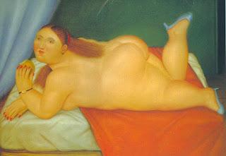 Vénus par Botero