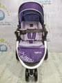 depan Purple Babyelle S700 Curv2 Lightweight Baby Stroller
