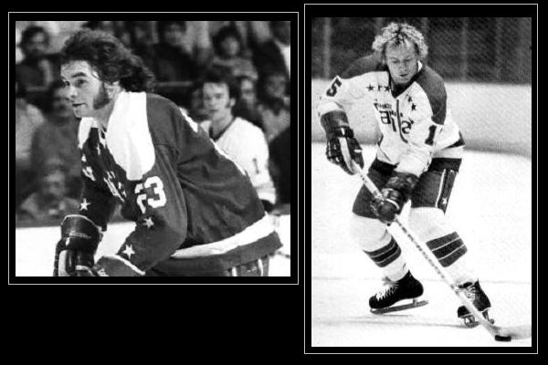 L: MIKE BLOOM (Book Pg. 21), R: STAN GILBERTSON (Pg. 44)