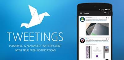 Tweetings for Twitter Pro