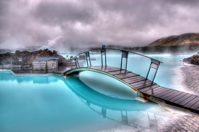 Blue Lagoon, Grindavík, Islandia