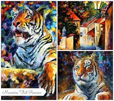 tygrys w sztuce