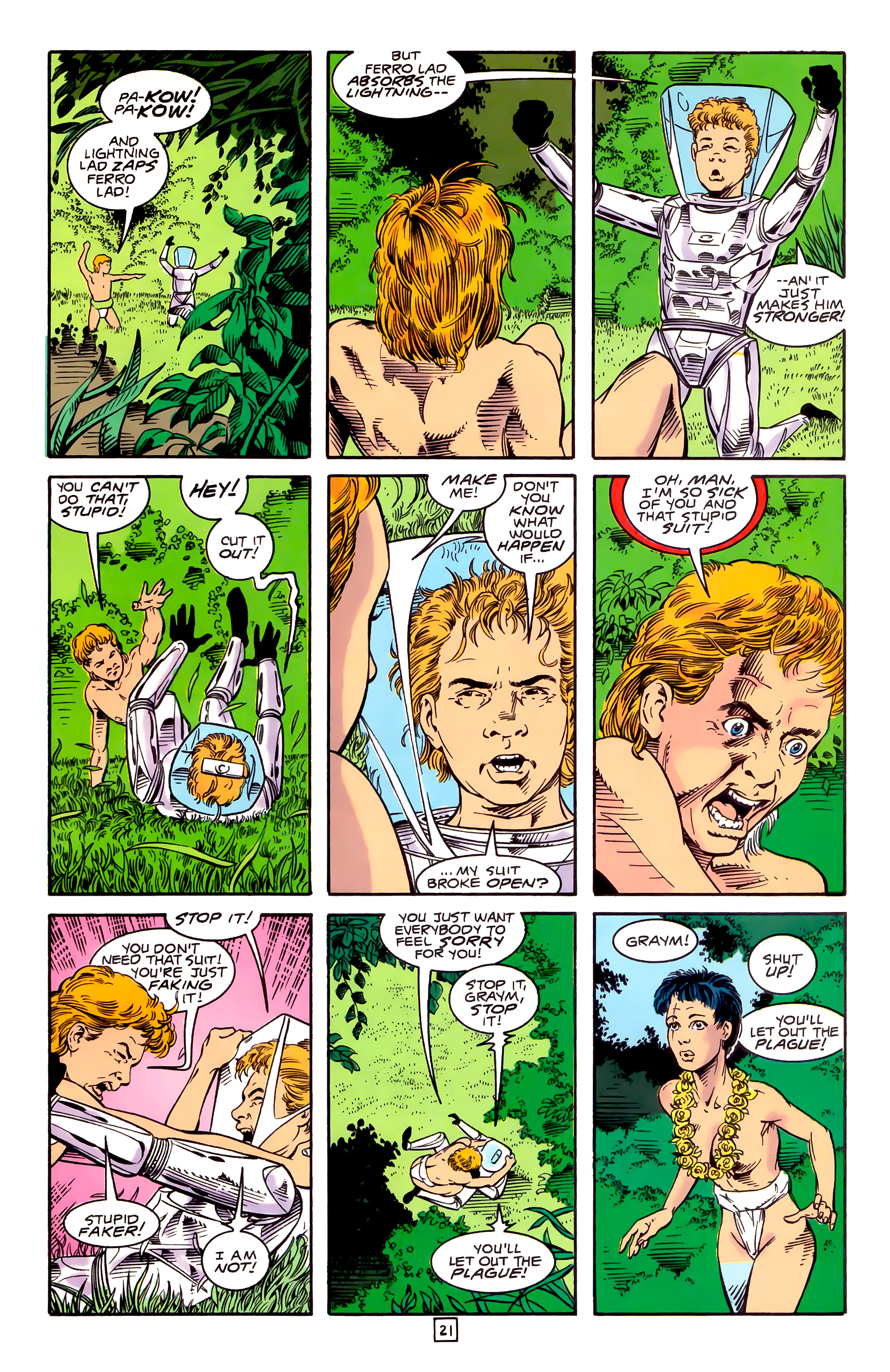 Legion of Super-Heroes (1989) _Annual_3 Page 48