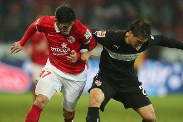 Mainz vs Stuttgart