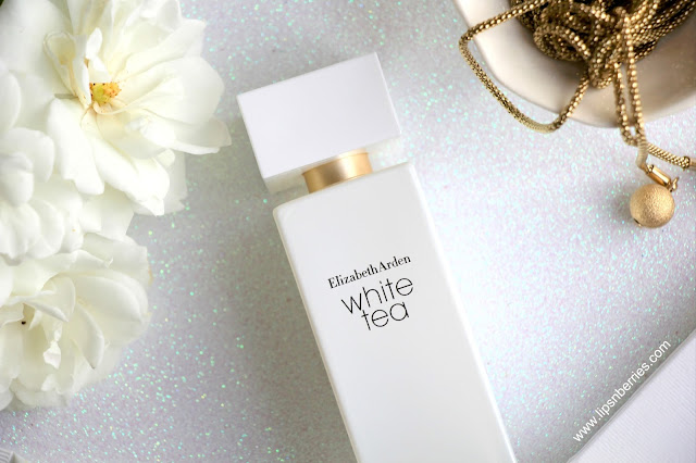 elizabeth arden white tea review
