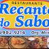 Restaurante Recanto do Sabor em Oitizeiro