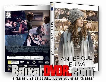 Antes que Eu Vá (2017) DVD-R OFICIAL