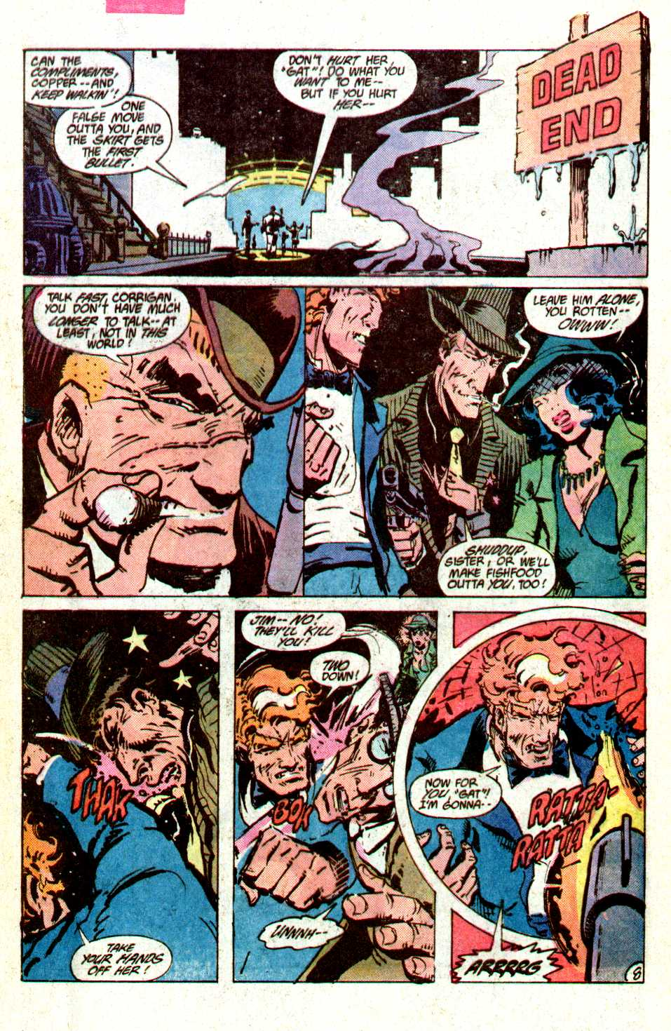 Read online Secret Origins (1986) comic -  Issue #15 - 30