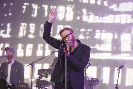 Live Bootlegs: The National - Live @ Glastonbury Festival