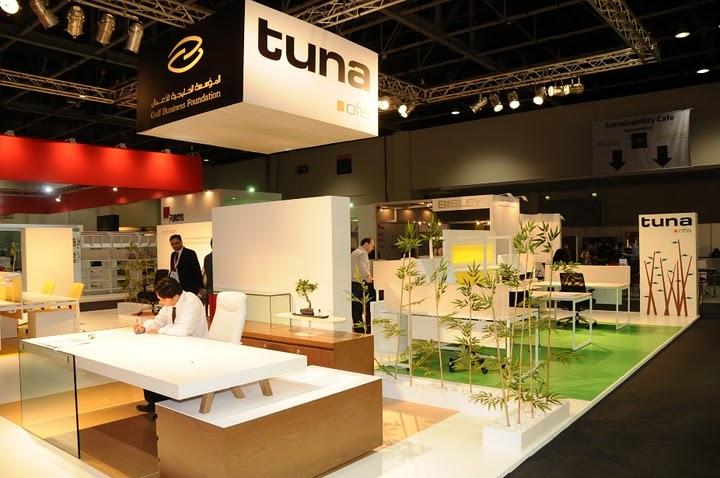 Mobiliario de oficina: The Office Exhibition Dubai 2011 - photo#42
