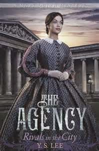 Book Cover: The Agency: Rivals in the City by Y. S. Lee