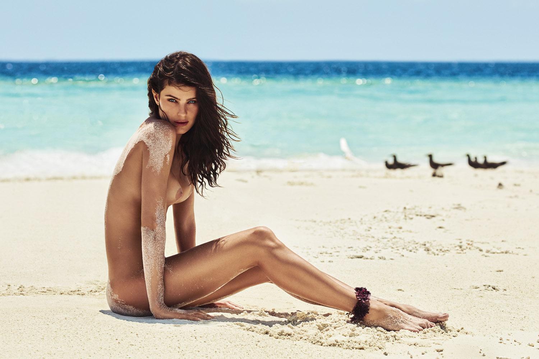 Isabeli fontana nude this brilliant