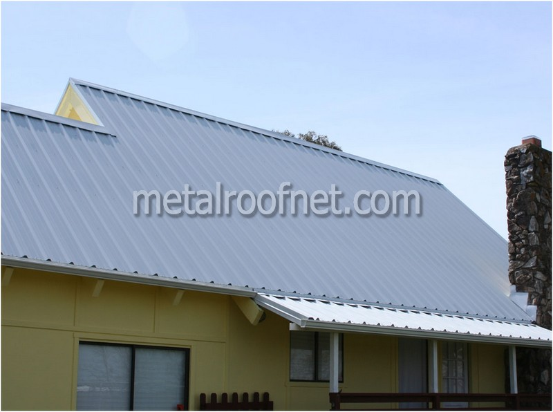 Metal Roofre Average Cost Of Metal Roofing