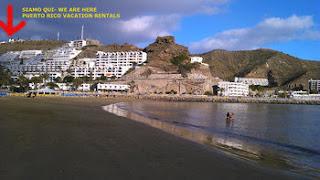 spiaggia di puerto rico