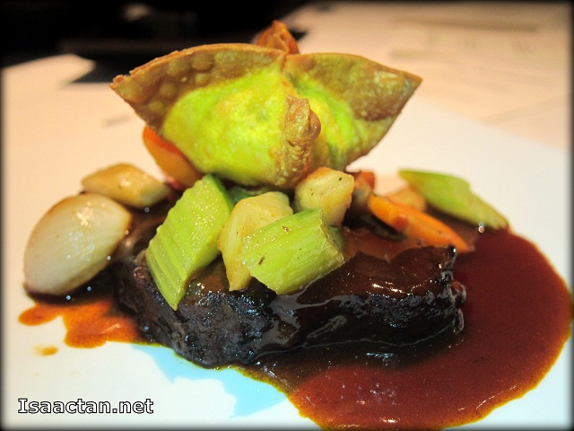 Braised Wagyu Beef Cheek