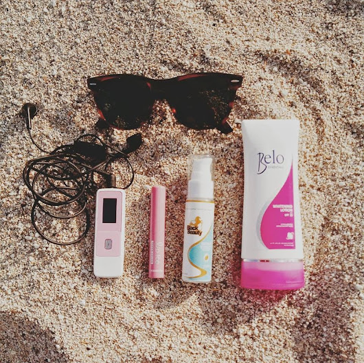 Beat the Heat: My 5 Summer Must-haves