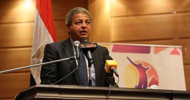 عبد العزيز يشهد انطلاق مشروع زراعة الأشجار بسهل الطينة ببورسعيد