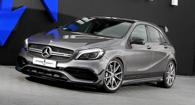 AMG, Mercedes, Mercedes A45 AMG, Mercedes AMG, Tuning