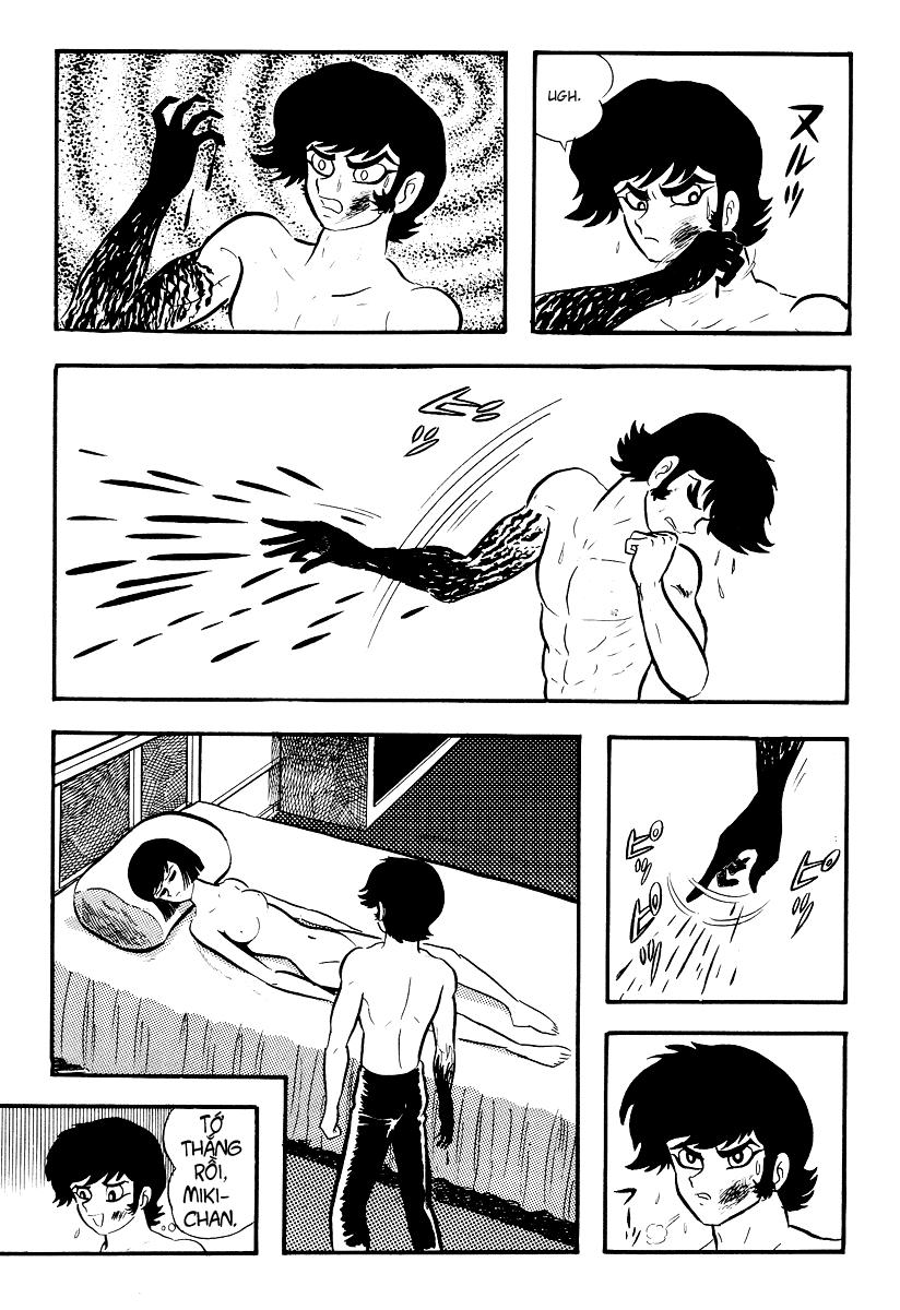 DevilMan chapter 7.2 trang 18