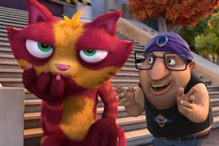 Lino: Uma Aventura de Sete Vidas - filme animação