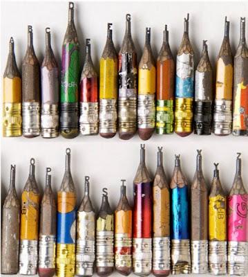 Karya Seni Ujung Pensil