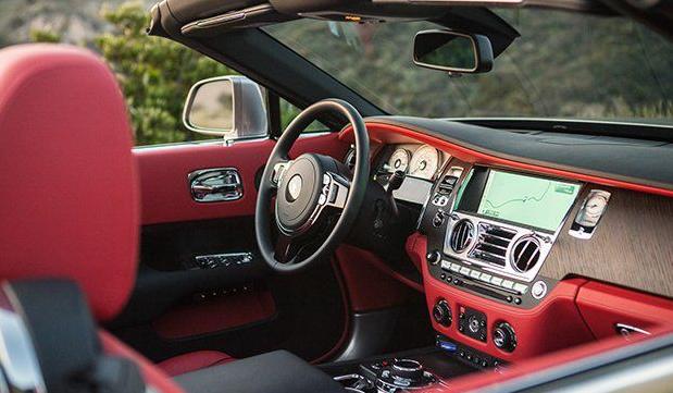 2016 Rolls-Royce Dawn Review