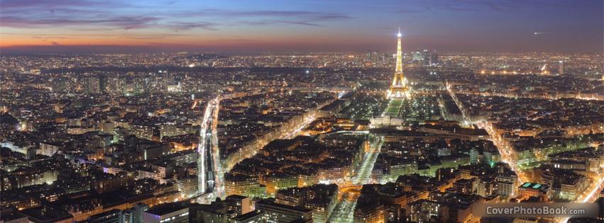 Paris Paris Cover Photo