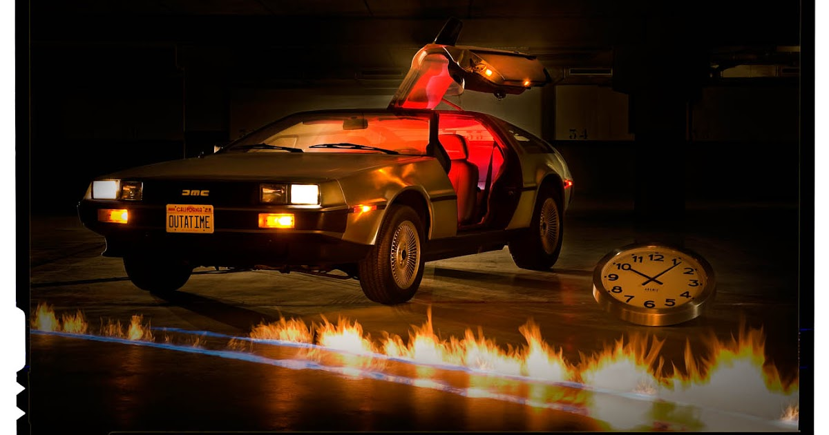 Delorean Dm12