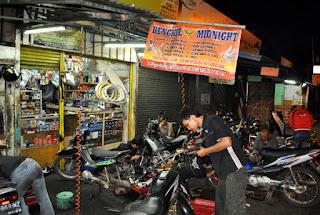 Peluang Usaha Membuka Bengkel Sepeda Motor