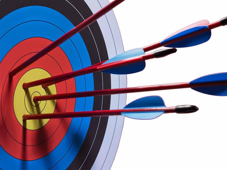 Arrows Target Goal
