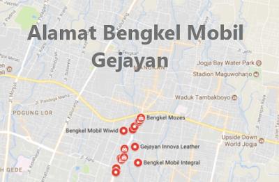 variasi mobil gejayan