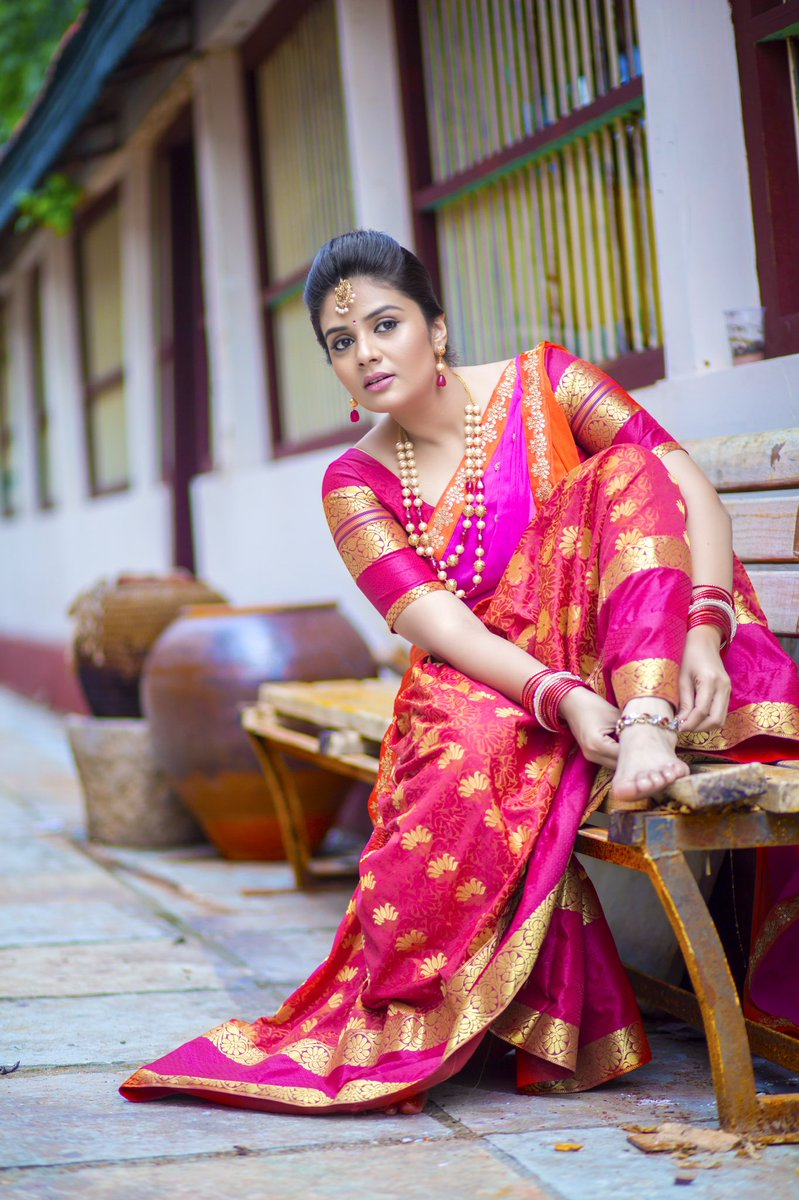 Actress Sreemukhi Latest Images