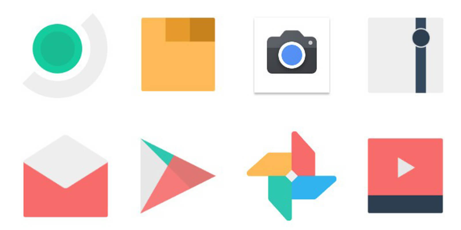 Minimalist - Icon Pack APK