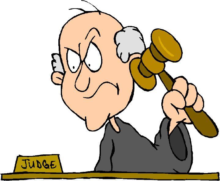 clipart judge - photo #13