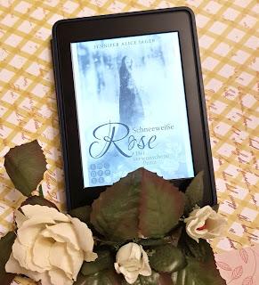 Schneeweiße Rose. Der verwunschene Prinz (Rosenmärchen 1) - Jennifer Alice Jager