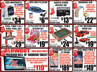 Tech Source Flyer Huge Christmas Super Sale December 7 - 13, 2018