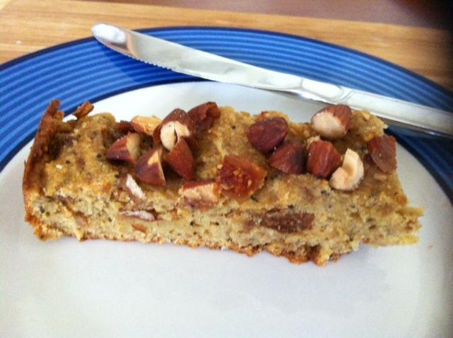 Plain Cake Recipe Jamie Oliver: Figgy Banana Bread - Jamie Oliver's Superfoods