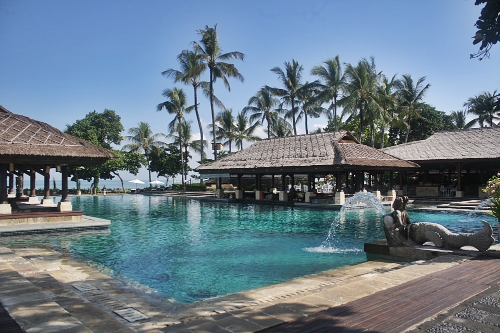 CLUB INTERCONTINENTAL JIMBARAN BALI RESORT, WHERE TO STAY IN BALI