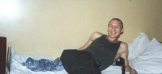Кашкин Иван Васильевич в госпитале