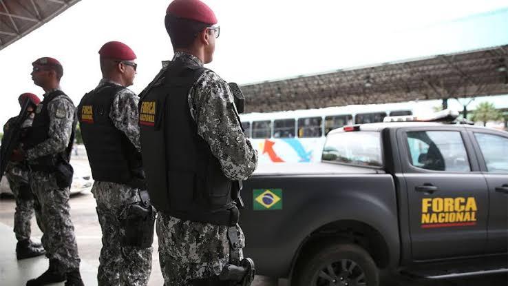 Resultado de imagem para Força Nacional apoiará combate ao crime organizado no Ceará