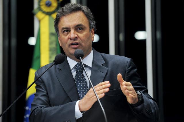Aécio Neves vira réu no STF por corrupção passiva e obstrução de Justiça