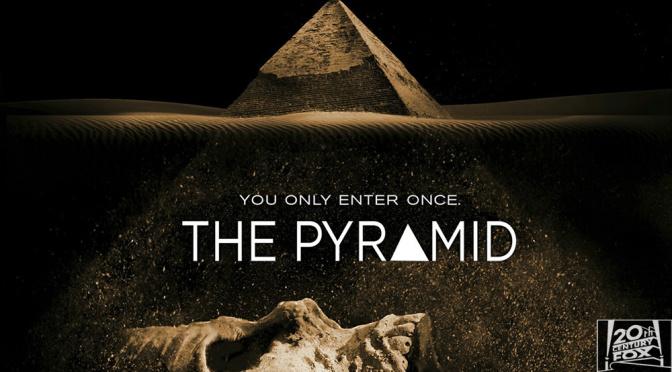 The Pyramid, Menguak Misteri Masa Lalu Mesir yang Mengerikan