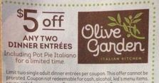 Olive Garden Printable Coupons January 2017 Printable Coupons Promo 2017