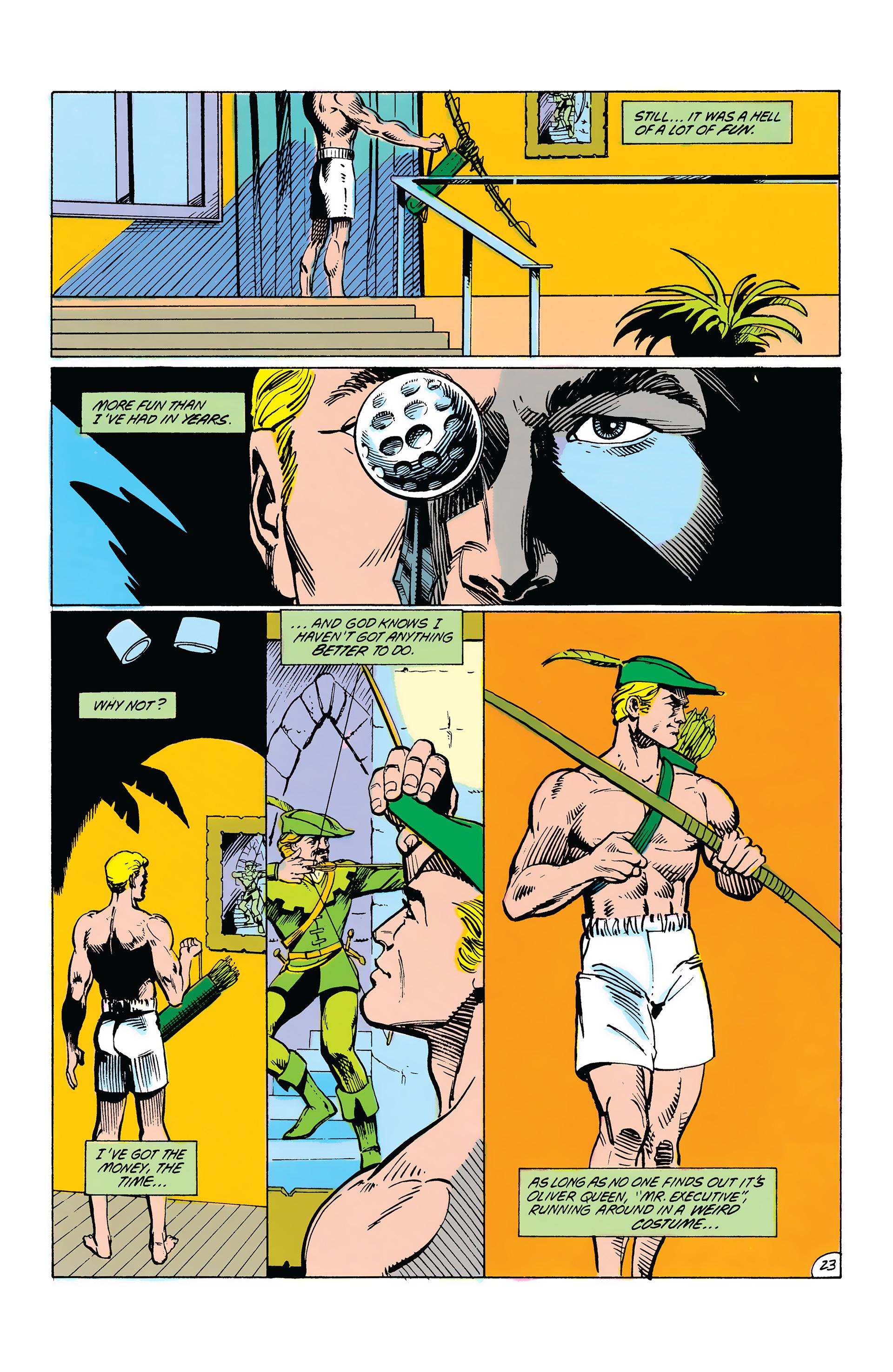 Read online Secret Origins (1986) comic -  Issue #38 - 22