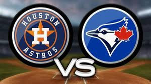 MLB : New-Look Jays Visit Houston
