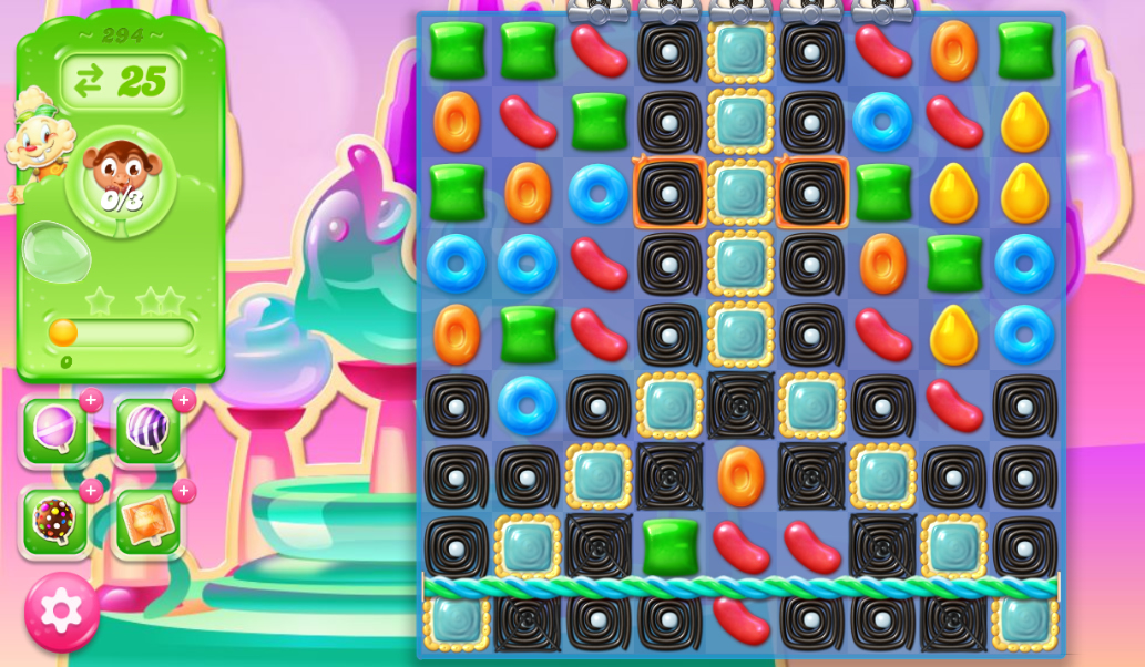 Candy Crush Jelly Saga 294