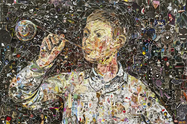 Vik Muniz Art Desktop Wallpapers