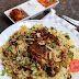 Grilled Chicken Biriyani