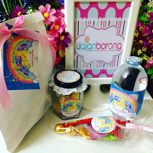Personalize Birthday Goody Bag RM4.99 per set