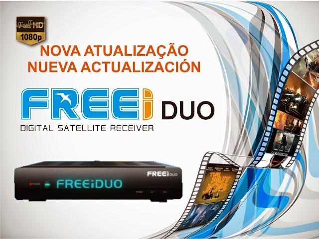 FREEI DUO NOVA ATUALIZAÇÃO V4.31 - 02/12/2019